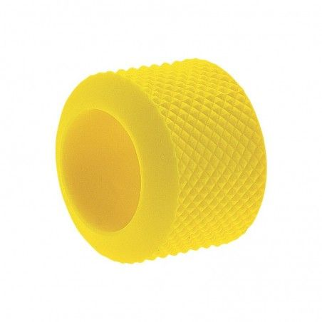 Ring manopola fixed BRN color giallo gomma vendita online