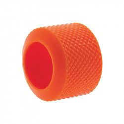 Ring manopola fixed BRN color arancio gomma vendita online