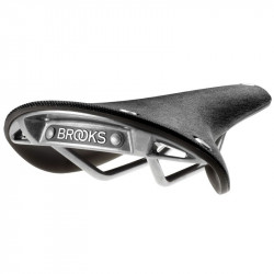 Saddle retrò Brooks Cambium C17 Black shop online
