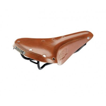 Saddle Brooks B17 honey man