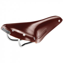 Saddle race / vintage Brooks Team Pro Classic brown online shop