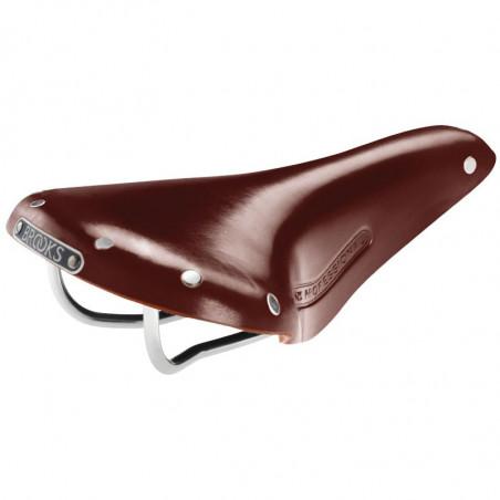 Saddle race / vintage Brooks Team Pro Classic brown online shop