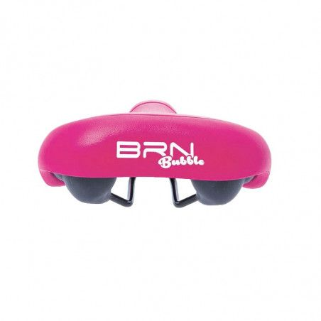 City bike saddle BRN BUBBLE pink sale online
