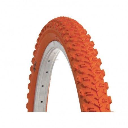 Cover for bike MTB orange sale online