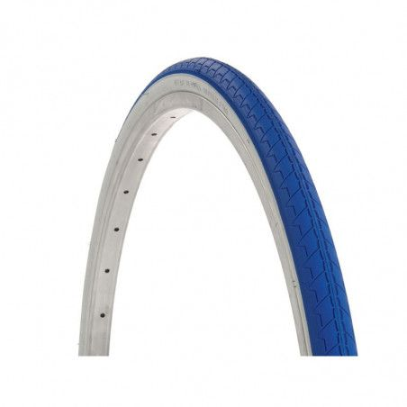 City bike tire 700 X 28 white / Blue online shop