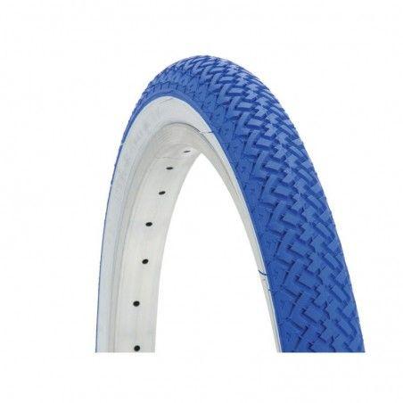 Tire colored graziella 20x1.75 white / blue sale online