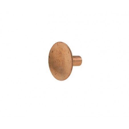 Copper Rivet large 16.5 mm for Brooks Saddles Team Pro