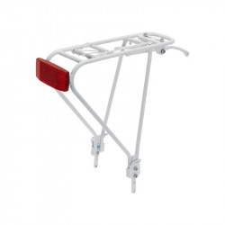 Rear luggage rack Condorino white online shop