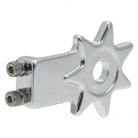 Coppia tendicatena per bicicletta single speed Star in alluminio silver vendita online