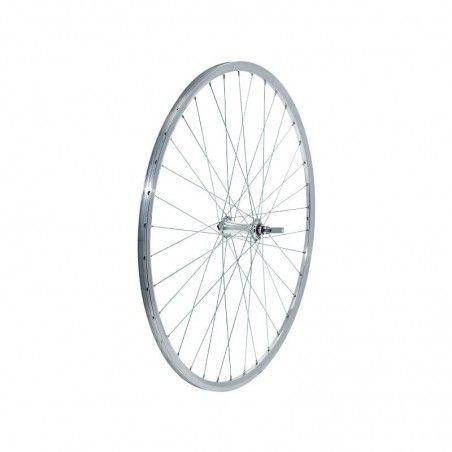 """Coppia ruote bici Corsa Retrò in alluminio 28"""" cromato shop online"""