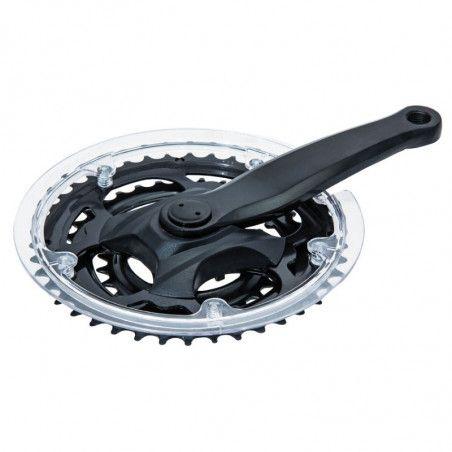 """Guarnitura (Dx + Sx) MTB Bimbo Per bici da 20"""" e 24"""" bike shop"""