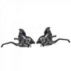 levers Shimano Acera 8 velocity with brake levers