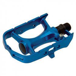 PED32BL pedale urban mtb corsa fixed blu