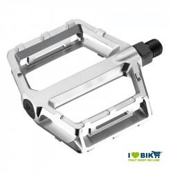 Pedals Freeride bikes in Pro silver aluminum with big online pin