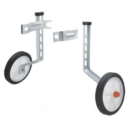 Pair stabilizers adjustable gauge wheels 12-16