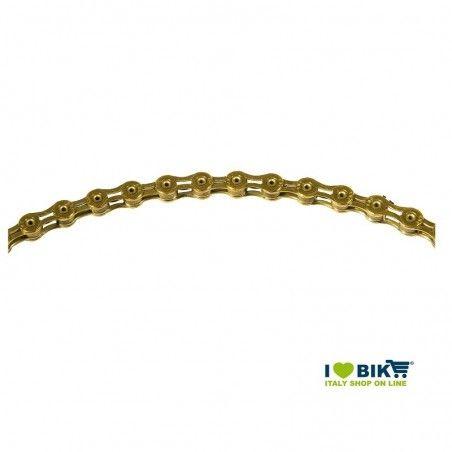 series Gold 10 Speed Chain KMC lighter (253 grams)