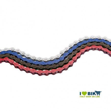 CAT45BL catena colorata per bicicletta vendita on line accessori ricambi bici