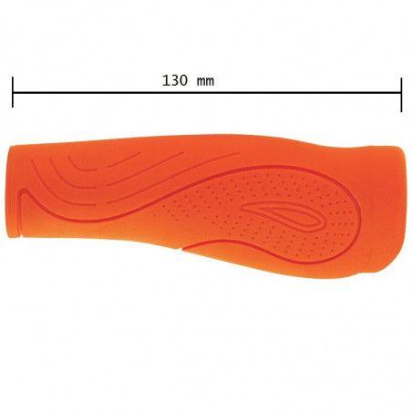 Couple knobs bike Handhelds Comfort orange online shop