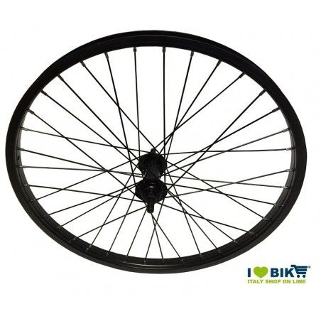 Mixed rear 1v Wheel 20 black