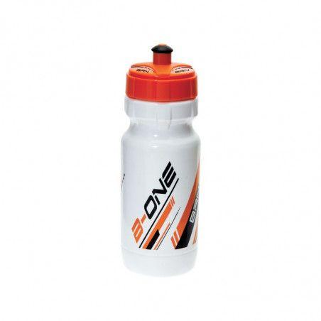 BRN B-ONE 600ml water bottle. - White / orange fluo shop online