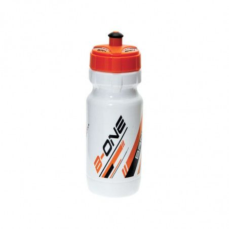 Borraccia BRN B-ONE 600 ml. - Bianca/arancio fluo online shop