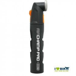 Bicycle pump to Airchamp Pro online shop air cartridge