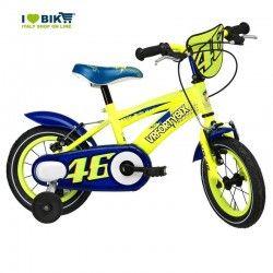 VR46 12 Bicicletta Adriatica Bici Valentino rossi Blu shop online