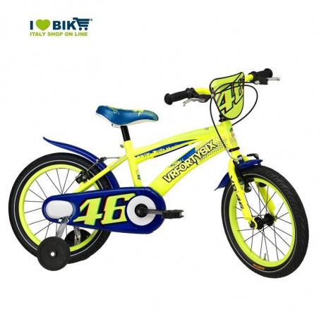 VR46 16 Bike Blue Adriatic Valentino red bike shop