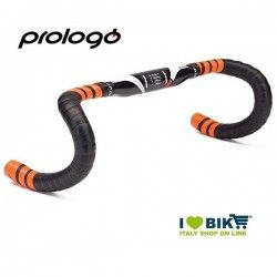 Nastro per bicicletta corsa Prologo OneTouch2 in gel Nero/Arancio Fluo online shop