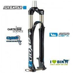 "Fork MTB SR Suntour AXON Werx RC RL-RC 15QLC-Ti 29"" 1.5-1 1.8 bike store"