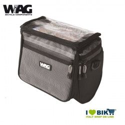 Handlebar bag WAG with Map Holder bike shop
