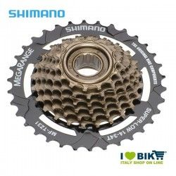 RU32 ruota libera a filetto per er bici vendita on line shimano