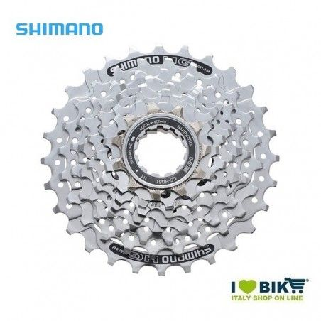 RU37 ruota libera a cassetta shimano per er bici vendita on line shimano