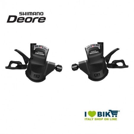 Couple Commands Shimano Deore SL-M610 10speed