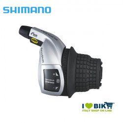 Grip Lever Shimano 8 velocity silver