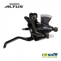 Leva freno/cambio Shimano ALTUS ST-M 370 9 v bike shop