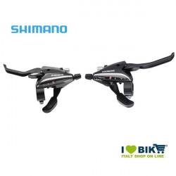 Couple brake levers / Shimano ST-EF 65 3x8v