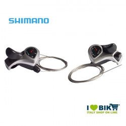 levers Shimano Tourney Tx 50 to 7 velocity