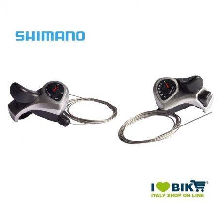 LE87 comandi cambio per bici vendita on line shimano miche mtb corsa