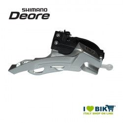 Front derailleur Shimano Deore FD-M 610 double draw