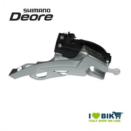 Front derailleur Shimano Deore FD-M 610 double draw