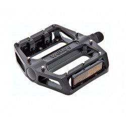 Couple of Aluminum Pedals BMX Pro black with big pin 9/16?