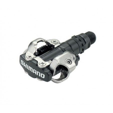 Couple of Pedals MTB Shimano M 520 pin bearing
