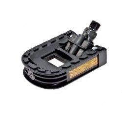 Folding pedals plastic