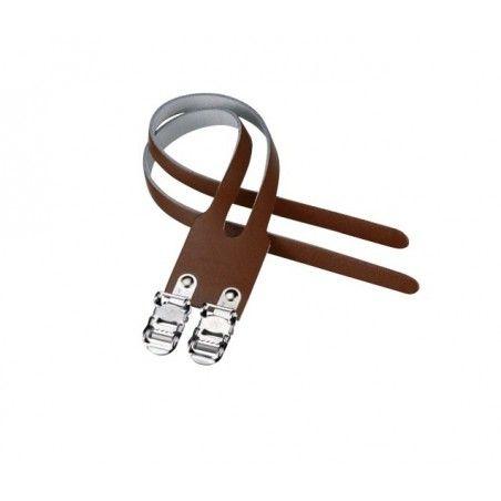 CI15M vendita on line laccetti puntapiedi per pedali bici e accessori biciclette shop negozio internet
