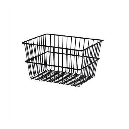 basket maxi front / rear iron