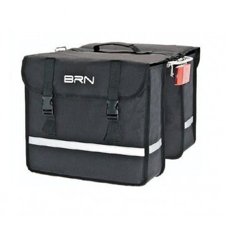 Urban Black Cordura Bags BRN
