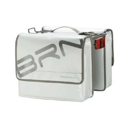 Bags bag BRN Truck fabric waterproof white