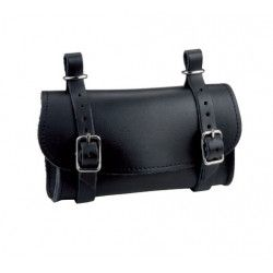 Saddle Leather Handbag Black