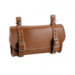 Saddle Leather Handbag honey